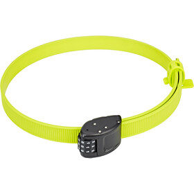 OTTOLOCK Cinch Lock Bike Lock 75 cm green